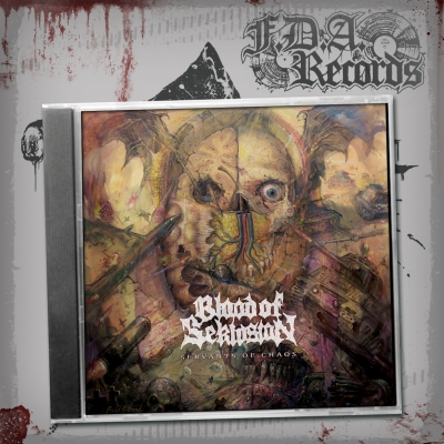 BLOOD OF SEKLUSION - Servants Of Chaos - CD