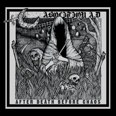 ABOLITION A.D. - After Death Before Chaos - CD