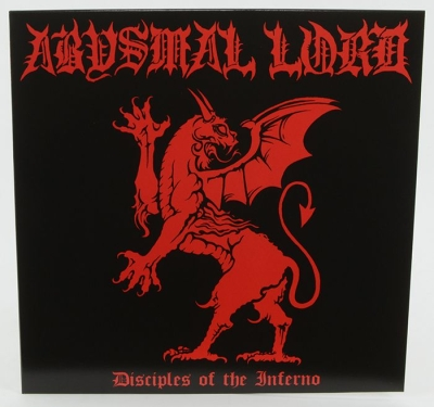 ABYSMAL LORD - Disciples Of The Inferno - CD