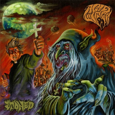 ACID WITCH - Stoned - CD DIGIPAK