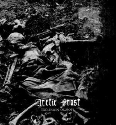 ARCTIC FROST - Exclusion Of Hope - CD