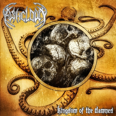 ASHCLOUD - Kingdom Of The Damned - CD