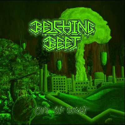 BELCHING BEET - Out Of Sight - CD