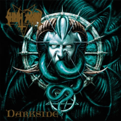 CHRIST AGONY - Darkside - CD