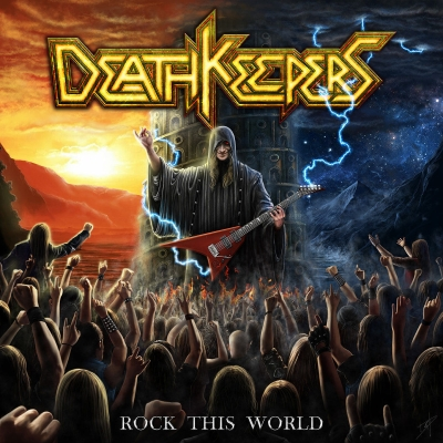 DEATH KEEPERS - Rock This World - CD