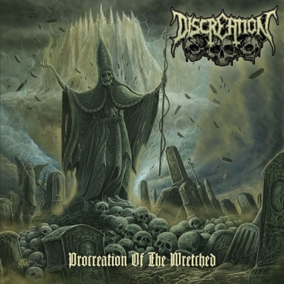 DISCREATION - Procreation Of The Wretched - CD
