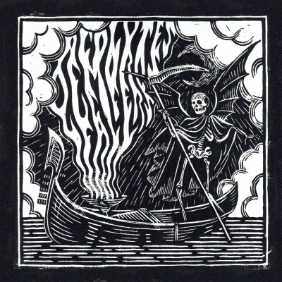 LUCIFER'S FALL / ACOLYTES OF MOROS - split CD