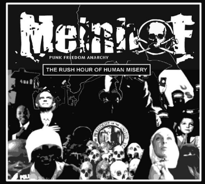 MEINHOF - The Rush Hour Of Human Misery - CD
