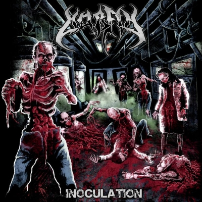 MORFIN - Inoculation - CD