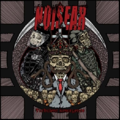 NOISEAR - Turbulent Resurgence - CD