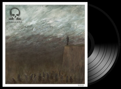 OMEGA SOUL - Void - LP (black vinyl ltd.200)