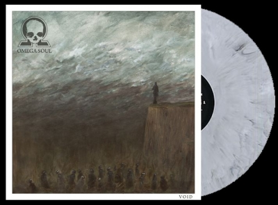 OMEGA SOUL - Void - LP (DIE HARD-white/black marbled ltd.100)