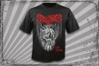REVOLTING - Visages Of The Unspeakable - T-Shirt