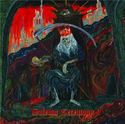 SOLEMN CEREMONY - same - CD