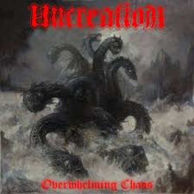 UNCREATION - Overwhelming Chaos - CD