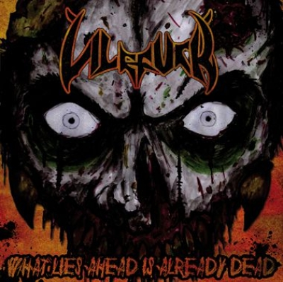 VILEFUCK - What Lies Ahead Is Already Dead - CD